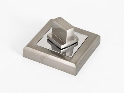 Сантехническая завертка квадратная Матовый никель