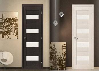 Двери с ЭКО-шпоном