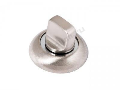 Сантехническая завертка круглая Матовый никель